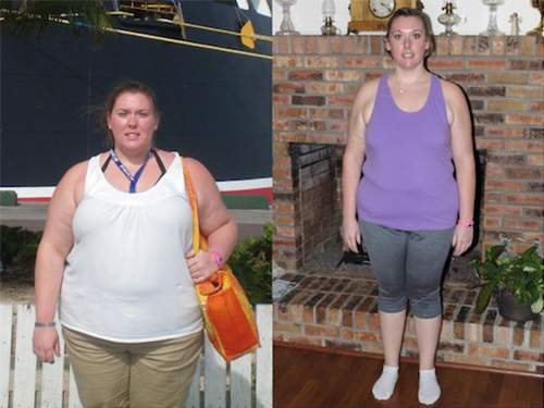 Erin Mumford - Before and After